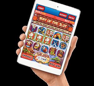 Amatic iPad